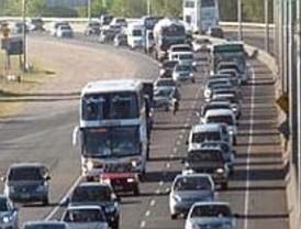 Más de dos mil autos por hora hacia la costa por el cambio de quincena