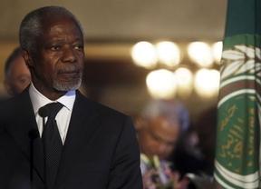 Siria necesita un mediador... Allá va Kofi Annan para intentar erradicar la violencia