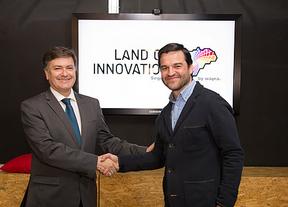 Wayra y la Diputación de Segovia apuestan por la innovación y el futuro con Land of Innovation