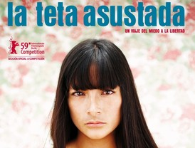 Disco de Jaime Cuadra y DVD de La teta asustada fueron los más vendidos de 2010