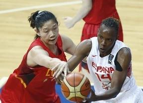 Mundial femenino: España destroza a China y peleará por las medallas