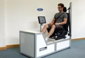 Ford desarrolla un asiento que predice ataques al corazón