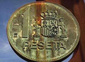 Los españoles todavía guardan más de 1.700 millones euros en pesetas