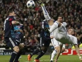 Madrid por fin vence al Olympique de Lyon y avanza en Champions