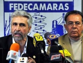 Fedecámaras pide diálogo a Chávez