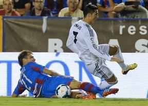 Milagro en el Ciudad de Valencia: Morata y Cristiano remontan para el Madrid en el último suspiro (2-3)