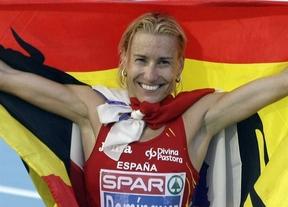 Marta Domínguez, absuelta por la Federación Española de Atletismo