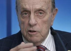 El homenaje a Fraga en el Parlamento Europeo se salda con polémica