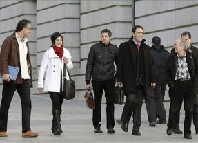 Lío en el Congreso: Posada revoca el permiso a Amaiur para un acto partidista