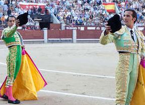Fandiño y Mora nos reconcilian con la verdadera Fiesta y olé