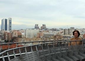 El Faro de Moncloa reabrirá sus puertas a mediados de abril