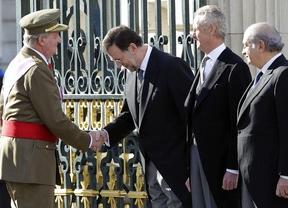 Expectación ante la Pascua Militar de hoy, primer acto oficial del Rey este 2013