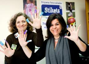 María José Rivas y Stephanie Marko: madres y emprendedoras que etiquetan tu vida