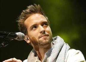 Pablo Alborán conquista Madrid con su voz y su guitarra
