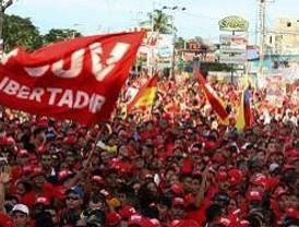 Helicópteros enviados por Chávez para recibir rehenes regresaron a Venezuela