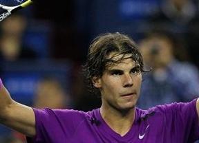 Nadal sufre pero acaba hundiendo al 'cañonero' Tsonga y alcanza las semifinales del Master 1000 de Miami