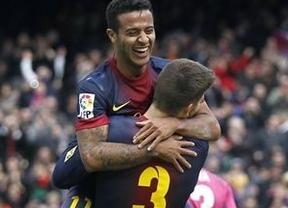Piqué busca convencer a Thiago para que no se vaya del Barça: