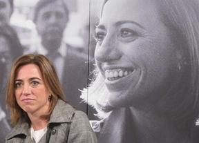 Chacón, 'preparada, lista y... ya' para encabezar un nuevo tipo de socialismo español