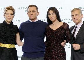 La película número 24 de James Bond se llamará 'Spectre' y contará con Monica Bellucci