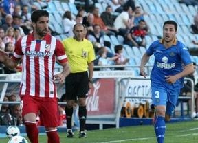 La suerte del campeón vigente da un triunfo a un pésimo Atlético ante un Getafe que mereció más (0-1)