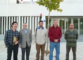 Representantes de distintos colectivos ecologistas en Castilla-La Mancha