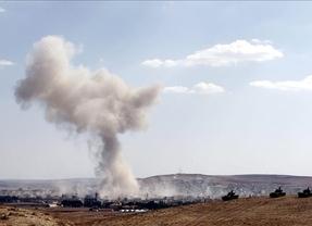 Estado Islámico derriba en Siria un avión de la coalición internacional