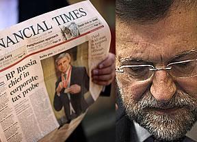 Otro sapo internacional que se tiene que tragar Rajoy: 'Financial Times' le da lecciones