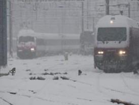 Una ola de nieve y frío se extiende por Europa