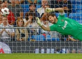 Casillas tiene claro su futuro... en lo que depende de él: 'El año que viene estaré en esta portería'