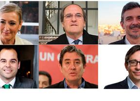 La corrupción anima el debate de candidatos a la Comunidad de Madrid entre acusaciones y una propuesta de pacto