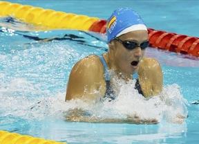 Un nuevo logro de Mireia Belmonte: consigue la plata en 400 estilos en los Europeos de natación