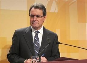 Moncloa 'castiga' a Mas retirándole la palabra tras el desplante que hizo a la vicepresidenta en Cataluña