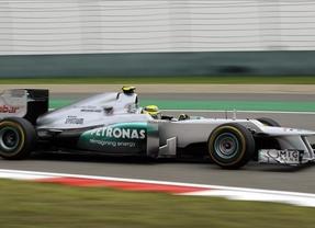 Rosberg saldrá desde la
