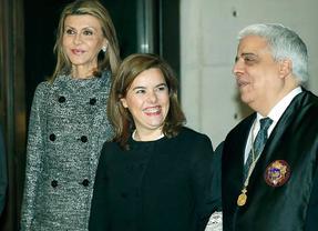 Santamaría dice en Cataluña que España es de los estados