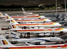 Iberia intenta evitar la huelga en navidades reuniéndose con los sindicatos