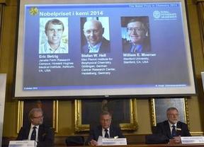 Las investigaciones sobre el nanomundo dan el Nobel de Quimíca a dos estadounidenses y un alemán