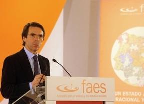 FAES se lleva más de la mitad de los 900.000 euros repartidos entre las fundaciones de partidos políticos