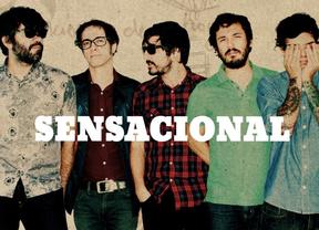 Sensacional, nueva promesa del 'indie' en castellano, publican su primer disco