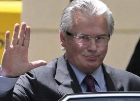 Garzón inicia el camino hacia su último 'salvavidas', el Tribunal Constitucional