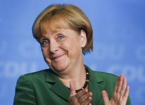 Ángela Merckel enseña 'las uñas': Europa sí, pero sin Grecia