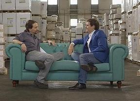 Fuego cruzado entre los dos políticos jóvenes de moda: Rivera e Iglesias se dedicaron 'piropos' en la televisión