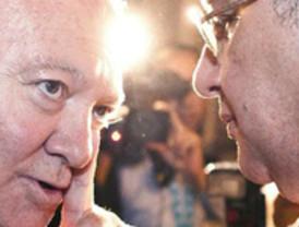 Moratinos continúa 'haciendo de Jiménez' y se reúne con el ministro marroquí de Exteriores