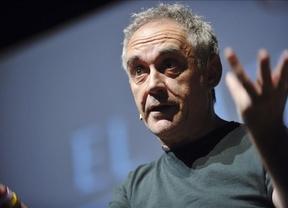 Ferran Adriá: 'pensaba que sabía lo que es la cocina, pero no tengo ni idea'