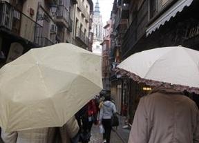 Toledo, en alerta amarilla por vientos y lluvias