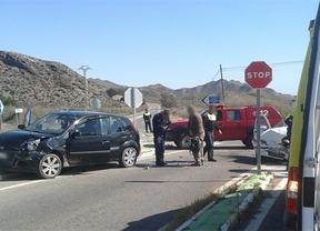 El 45% de los accidentes de los castellano-manchegos los provocan las distracciones