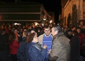 700 vecinos de Almagro rechazan la presencia en el pueblo del violador de Lugo