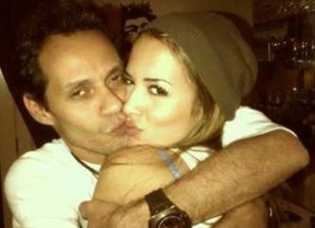 Marc Anthony olvida a Jennifer Lopez presumiendo de nueva novia en Internet