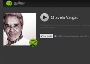 Los fans mantienen 'viva' a Chavela Vargas: su música aumenta un 1234% en Spotify