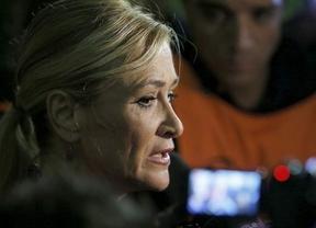 Cristina Cifuentes abandona la UCI veinte días después