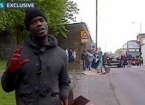 As� abati� la Polic�a a los presuntos asesinos del soldado en Londres